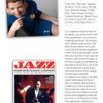 """Recensione di """"New Compositions"""" di Francesca Leone su Musica Jazz Agosto 2013"""