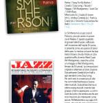 """Recensione di """"Palma"""" di The Smitherson Jazz su Musica Jazz Agosto 2013"""